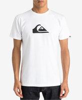 Quiksilver Men's Mountain and Wave Logo T-Shirt