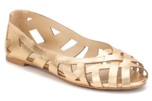 OLIVIA MILLER Nothing to Hide Ballet Flats Women's Shoes