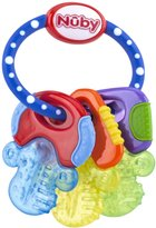 Nuby Ice Gel Teether Keys - Multicolor - 3+ Months