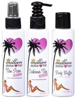 Million Dollar Tan Essentials Kit Extreme
