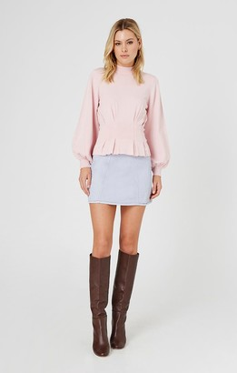Finders Keepers DAPHNE KNIT pink
