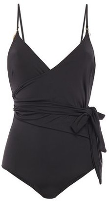 Stella McCartney Wrap-effect Swimsuit