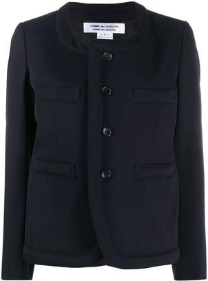 Comme des Garçons Comme des Garçons Tailored Single Breasted Jacket