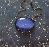 JuJu Treasures Cancer Zodiac Constellation Necklace