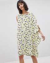 Vero Moda Asymmetric Shift Dress
