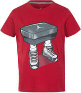 Jordan Box-Print Cotton T-Shirt, Little Boys