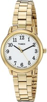 Timex Easy Reader Stainless Steel Bracelet Watches