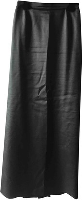 Missoni Black Silk Skirt for Women