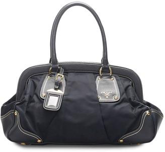 Prada Pre-Owned pre-owned Tessuto handbag