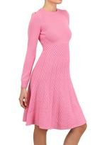 Valentino Wool Cashmere Knit Dress