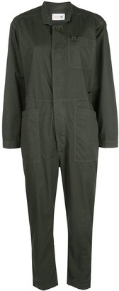 Sundry Concealed Fastened Boiler Suit