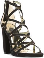 Carlos by Carlos Santana Francesca Block-Heel Platform Sandals Women's Shoes