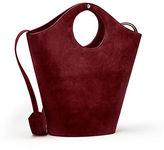 Elizabeth and James Market Suede Shopper Tote Bag