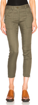 Veronica Beard Caladium Cargo Pants