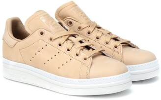 adidas Stan Smith New Bold leather sneakers