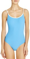 Tory Burch Laurito One Piece Swimsuit