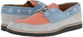 Marc Jacobs Multi Color Boat Shoe