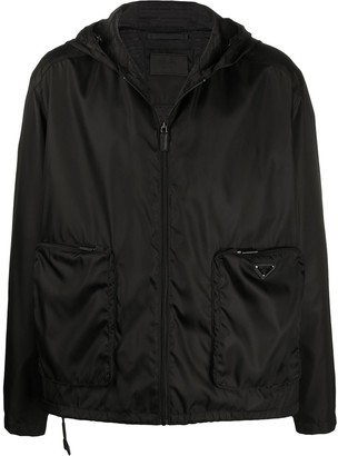 Prada Patch Pockets Jacket