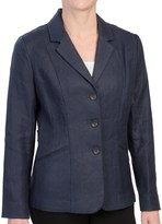 Pendleton Tara Linen Jacket (For Women)