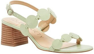 Sole Society SOLE / SOCIETY Shivaughn (Mint Green) Women's Shoes