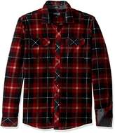 O'Neill Men's Glacier Plaid Flannel