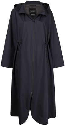 Herno Oversized Hooded Raincoat