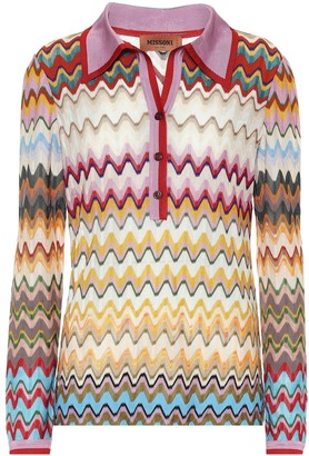 Missoni Polo top