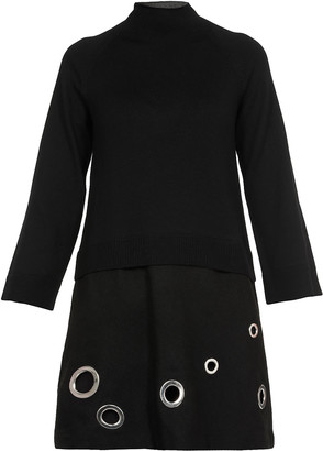 Boutique Moschino Knitted Dress