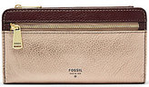 Fossil Preston Metallic Bifold Wallet