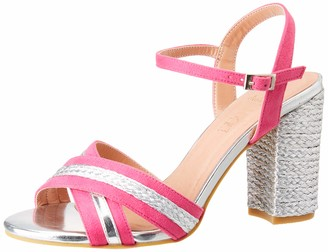 El Caballo El Horse Amparo Women's Heel Shoe Pink Size: 4 UK