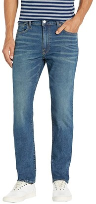 Lucky Brand 410 Athletic Fit Jeans in Albiza (Albiza) Men's Jeans