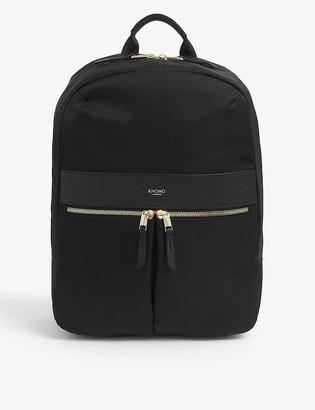 """Knomo Mayfair Beauchamp 14"""" shell backpack"""