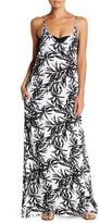 Onia Stella Printed Maxi Dress