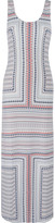 Tart Collections Jack printed stretch-modal dress