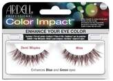 Ardell Color Impact Lashes, Demi Wispies Wine by