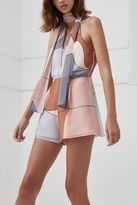 C/MEO COLLECTIVE Make It Right Romper