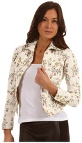 Vivienne Westwood New Icon Jacket (Ecru Floral) - Apparel