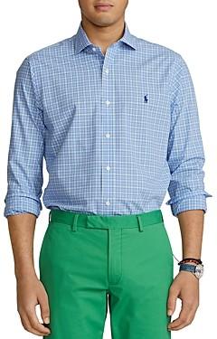 Polo Ralph Lauren Slim Fit Plaid Shirt