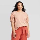 Universal Thread Women's Plus Size Short Sleeve T-Shirt - Universal ThreadTM