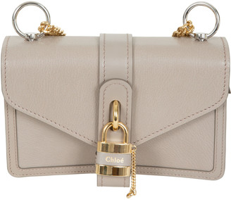 Chloé Lock Detail Envelope Shoulder Bag