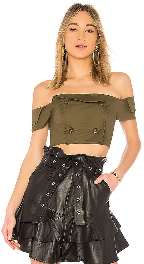 Marissa Webb Chantel Top