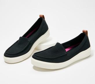 Ryka Knit Slip-On Shoes - Veronica