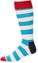 Happy Socks Men's Striped Crew Socks