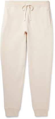 Tom Ford Tapered Cashmere-Blend Sweatpants - Men - Neutrals