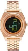 Nixon Digital watch rose goldcoloured