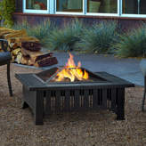 Lafayette Real Flame Wood Burning Fire Pit