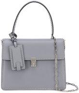 Valentino Garavani Valentino - Garavani Stud Stitching handbag - women - Calf Leather - One Size