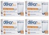 Dekor Diaper Plus Refills, 8 Count by