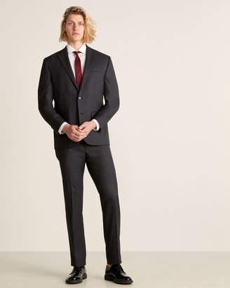 Lauren Ralph Lauren Two-Piece Lexington Windowpane Wool-Blend Suit