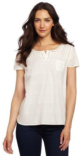 Calvin Klein Jeans Women's Light Weight Woven Top